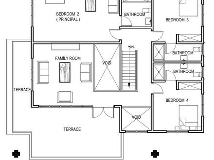 House Floor Plans in Color House Floor Plan Design