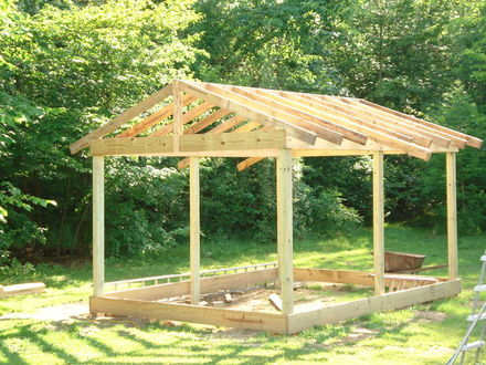 How to Build a Deck How to Build a Small Cabin On a Budget