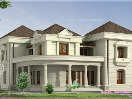 Indian House Designs Bungalow House Designs