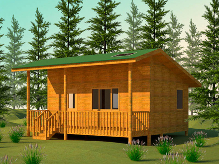 Inexpensive Small Cabin Plans Small Hunting Cabin Plans