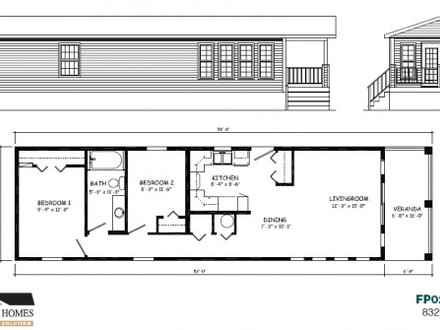 Mini Homes Floor Plans Small Cabins Tiny Houses