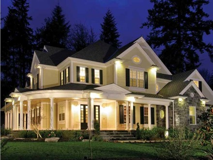 New Country Home Plans Country Home House Plans with Porches