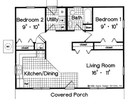 Queen Anne Style House Bungalow Style House Floor Plans