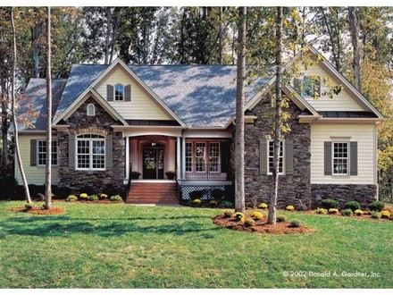 Ranch Style Homes Cottage Style Homes House Plans