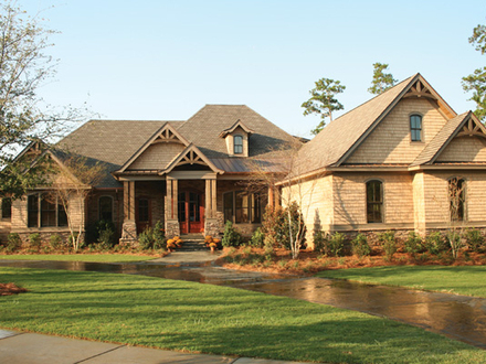 Rustic House Plans with Wrap around Porches Rustic House Plans