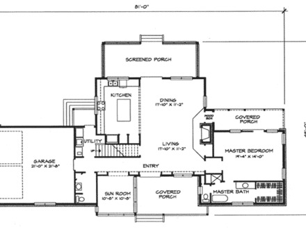 Straw bale hut rustic straw bale house plan rustic open for Rustic home designs with open floor plan