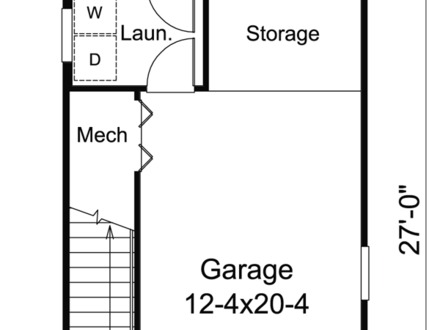 Saltbox Home Floor Plans 28X30 Small Saltbox Home Plans