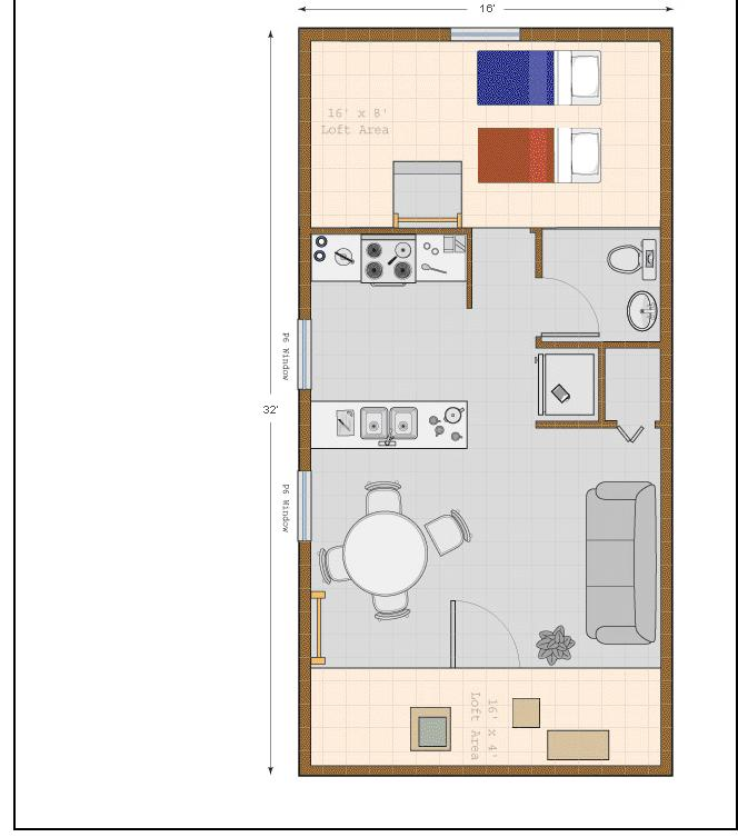 Shed Cabin Floor Plans Tuff Shed Cabins, 16 X 16 Cabin