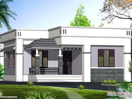 Single Floor House Plan Drawing Single Floor House Designs