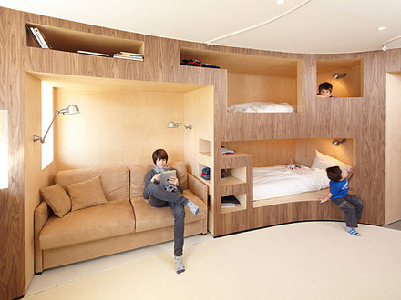 Small Bedroom Design with Bunk Bed Romantic Small Bedroom Designs