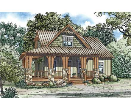 Small Country Cottage House Plans Southern Cottage Style Houses