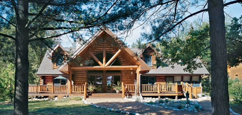 Small Log Home Floor Plans Greatwood Log Homes Floor Plans