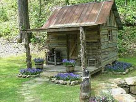 Small Rustic Log Cabin Old Log Cabins
