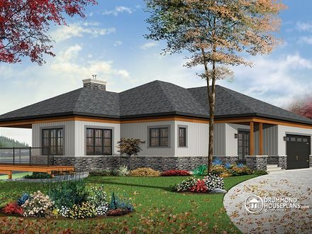 Small Two Bedroom House Plans Contemporary Cottage House Plans