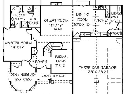 Two Floor Small Houses Two Story House Floor Plans
