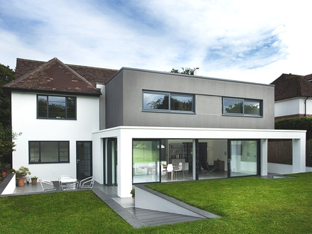 UK House Designs Split-Level House Designs UK