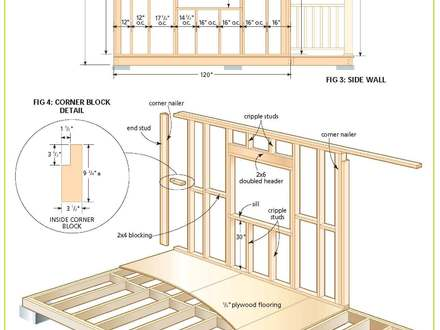 Wood Cabin Plans Free Micro Cabin Plans Free
