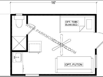 Simple small house floor plans cottage house floor plans for 8 x 16 cabin plans