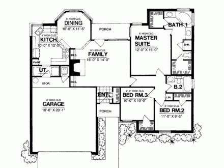 1300 square foot floor plans square foot calculator house for 1300 square foot house plans