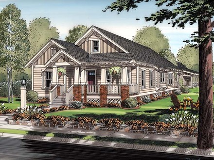 2 Bedroom Cottage House Plans Bungalow Cottage House Plans