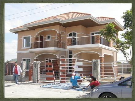 2 Storey House Design Philippines Small 2 Storey House Designs