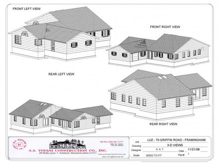 2 Story Garage Addition to 1 Story Home 2 Story Home Addition Plans