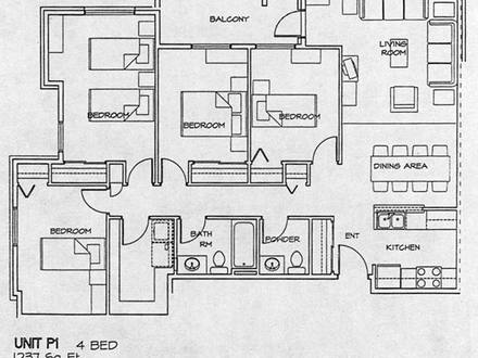 Senior Living Facility Senior Living Housing Floor Plans