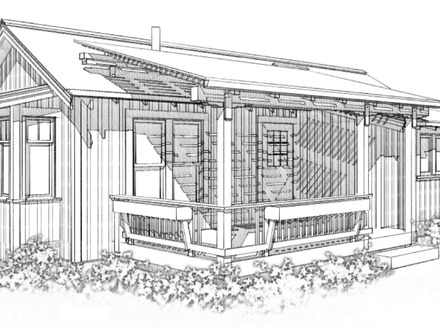 Architect Drawing House Plans Simple House Drawings