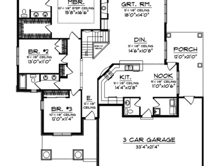 Arts and Crafts Style Homes Floor Plans Arts and Crafts Style Wallpaper