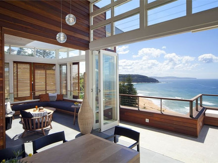 Beautiful Beach House Interiors Modern Beach House