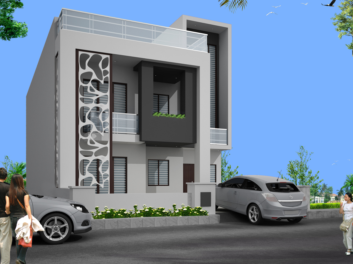 N Small Home Elevation Photos : Beautiful house elevations independent