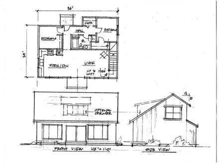 Small house floor plans under 1200 sq ft small two bedroom for 1200 square foot cabin plans