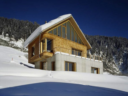 Chalet Home Plan Mountain Cabin Chalet House Plans