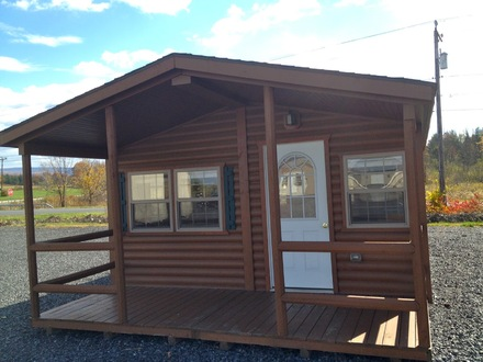 Compact Cabins Small Scale Wood Cabins