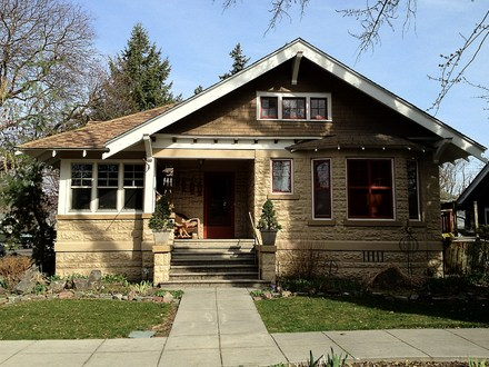 Craftsman Style Bungalow Craftsman Homes Bungalows American Cottage
