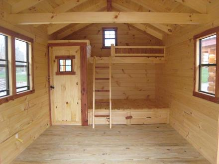 DIY Small Cabin Plans Small Cabin Plans with Loft