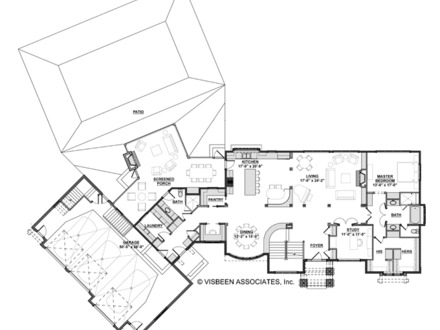 Character house plans house plans monster house plans for Small house plans with character