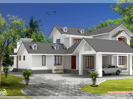 Gable Roof House Designs House Roof Construction