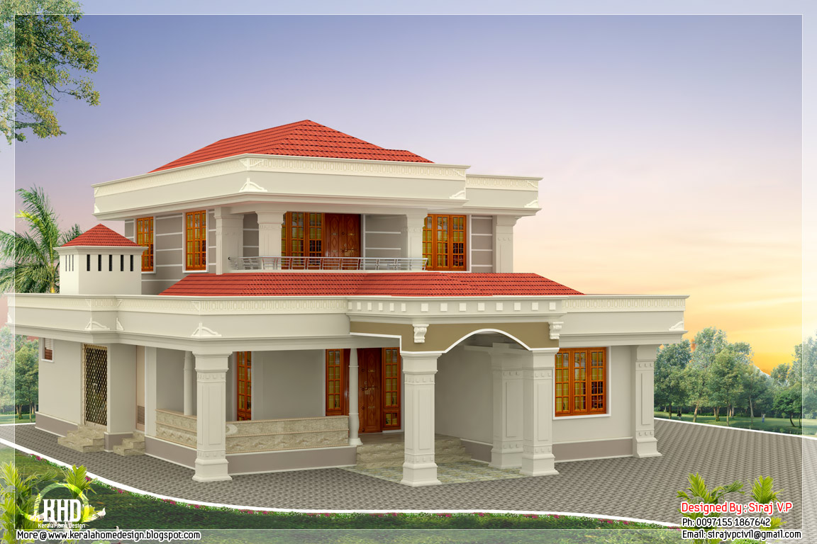Indian house models small indian house designs new house for New house models in india