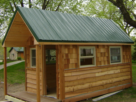 Small cabin kits for sale small a frame cabin kits small for Small camping cabin kits