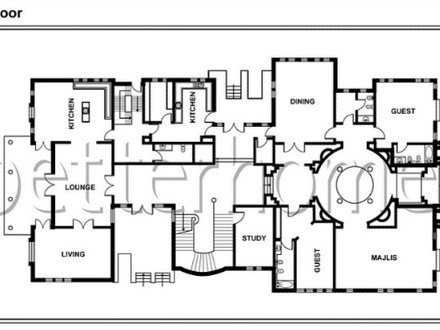12000 square foot homes 12000 sq ft house plans 12000 sq for Million dollar floor plans