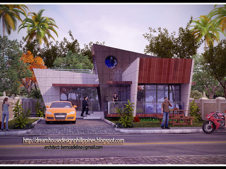 Modern Bungalow House Designs Philippines Small Lot Modern House Designs