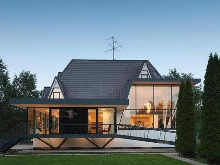 Modern Contemporary Style Home House Modern European Style Houses