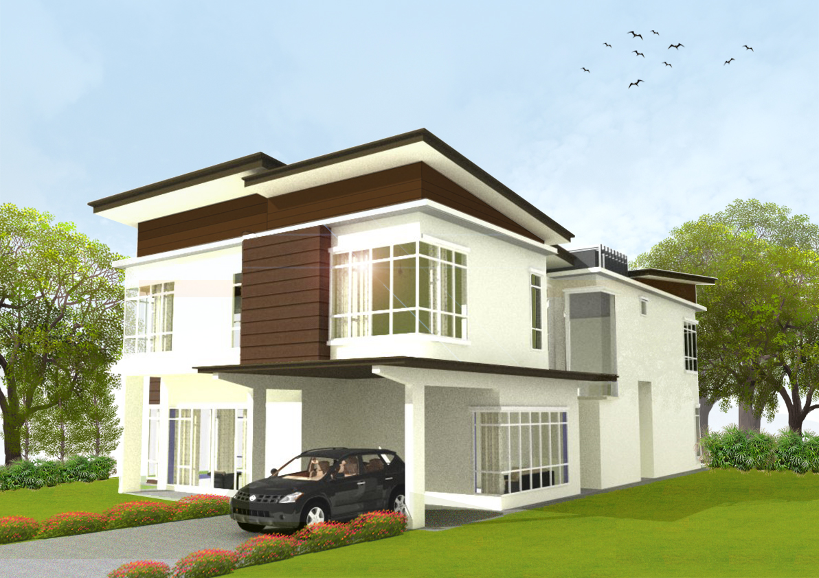 Modern house design in philippines bungalow house designs for Bungalow houses designs philippines images