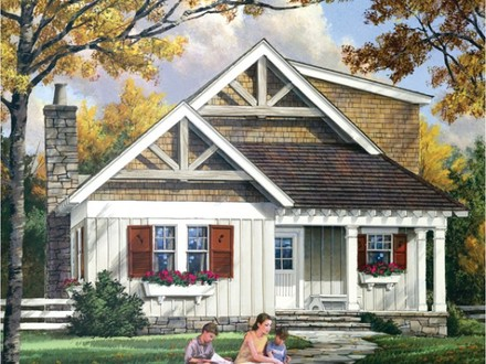 Narrow Lot House Plans with Garage Craftsman Narrow Lot House Plans