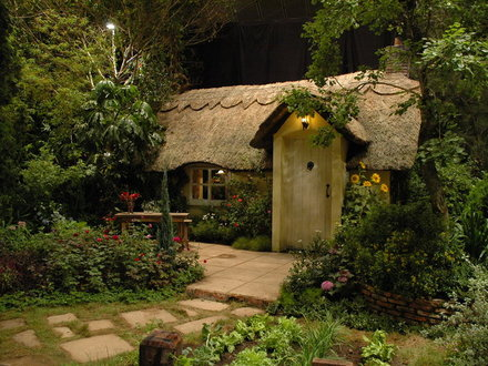 Real Life Fairy Tale Houses Fairy Tale Cottage