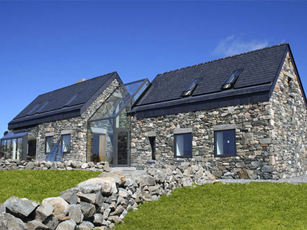 Rustic Stone Cottage House Plans Modern Stone Cottage