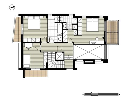 40 container house plans house plan 179 single family for Single family home floor plans