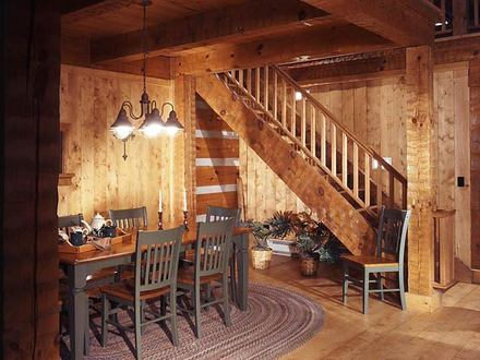 Simple Rustic Log Cabin Small Cabin Plans