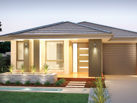 Single Story Small House Design Small Single Story House Design
